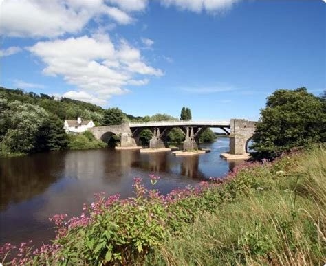The Boat Whitney by Whitney On Wye Accommodation Restaurants And Pubs
