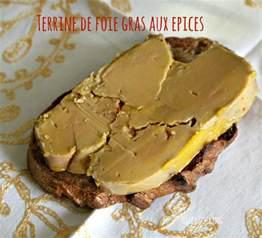 terrine de foie gras maison aux quatre 233 pices happy cooking