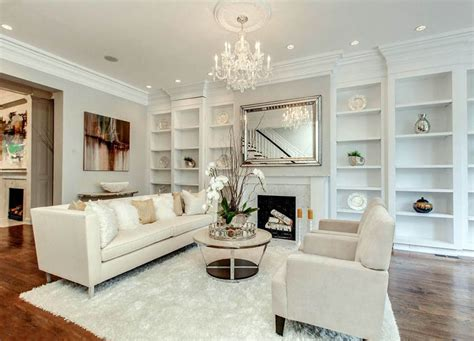 Beautiful White Living Room Ideas (design Pictures White Kitchen Cabinets With Black Countertops How To Restain Darker Cabinet Door Mounted Storage Much Does A Cost Farmhouse For Under Lighting Options Design Wholesale Nj