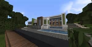 visite d une maison moderne fr minecraft 4 par craftdark