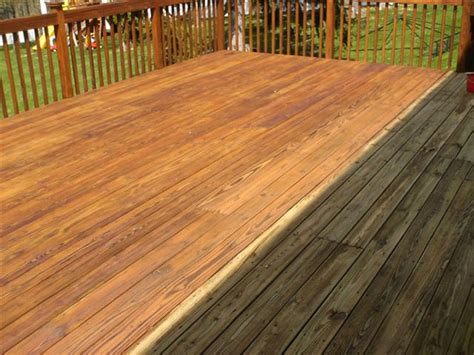top deck cleaners and decking service pro near you