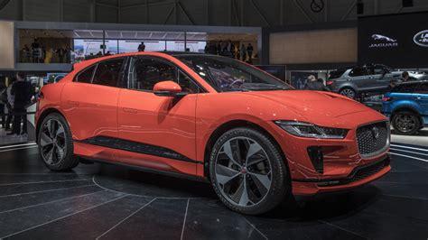 2019 Jaguar Ipace Pricing Announced, Undercutting Tesla