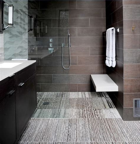 Small Bathroom Floor Tile  Choosing The Perfect And Ideal