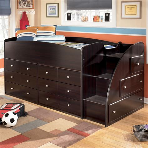 Junior Loft Bed  Kids Furniture Ideas