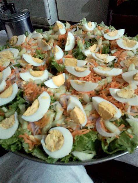recette de salade simple et rapide