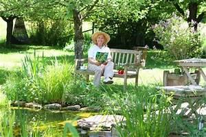 Wie Gestalte Ich Einen Garten : wie lege ich einen bachlauf an ~ Whattoseeinmadrid.com Haus und Dekorationen