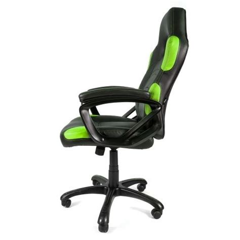 arozzi enzo gaming chair green pulju net