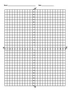 Coordinate Grid Template  Full Page Blank Numbered Coordinate Grid  Funny Shit Pinterest