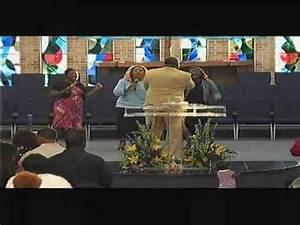 Pastor John A. Heath Singing - YouTube