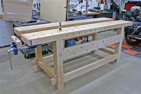 Diy Workbench Designs Best House Design  Diy Workbench