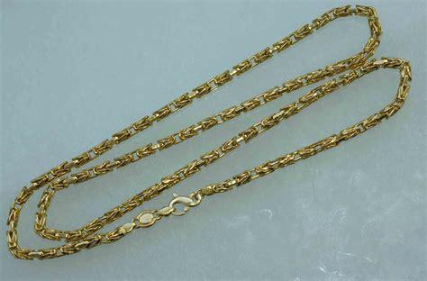 Goldkette 750 60 cm  Beliebtester Schmuck