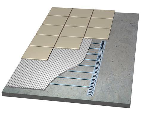 floor warming thermostat laticrete meze