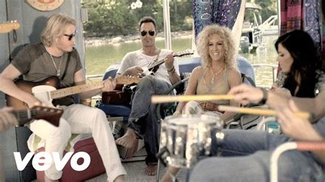 Pontoon Song Youtube by Little Big Town Pontoon Youtube