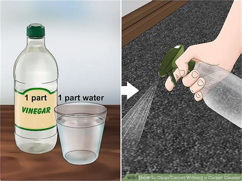 4 Ways To Clean Carpet Without A Carpet Cleaner