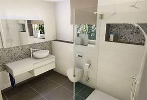 Bad Fliesen Gestaltung : gestaltung badezimmer ideen ~ Markanthonyermac.com Haus und Dekorationen