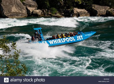 Niagara On The Lake Boat Tours by Whirlpool Jet Boat Tour On Niagara River In Niagara Gorge