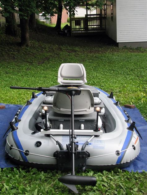 Inflatable Pontoon Boat Modifications by 7 Best Intex Excursion 5 Modifications Images On Pinterest