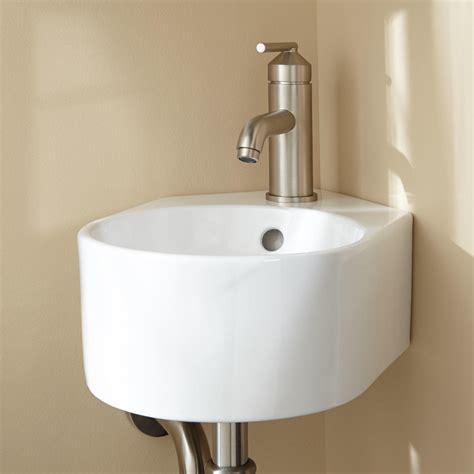 compact pedestal sink sinks ideas