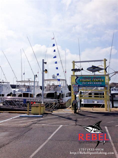 Charter Boat Fishing Virginia Beach by Map Va Beach Fishing Charter Boat