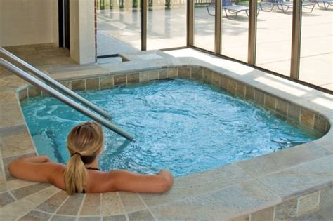 Gorgeous Small Enclosed Swimming Pool Designs
