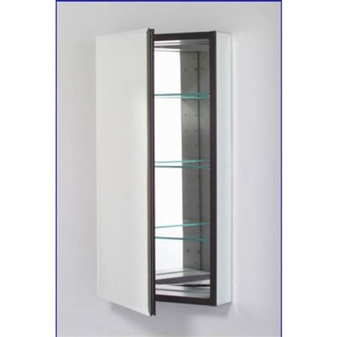 medicine cabinets 6 quot m series flat door cabinets by
