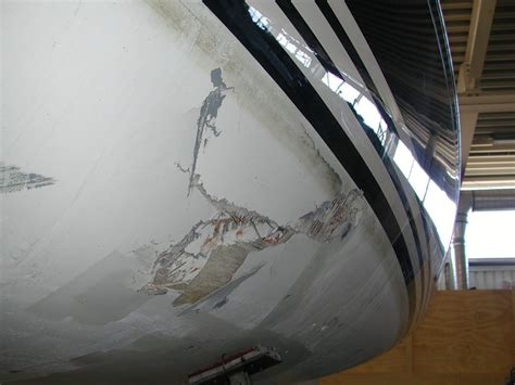 Polyester Boot Reparatie by Polyester Reparatie Jachtwerf Schaap Ship Care