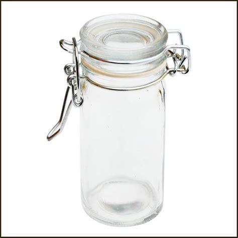 pot 224 opercule en verre blanc