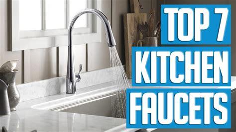 7 Best Kitchen Faucets 2017 Light Fixtures For Bathroom Ceiling Grey Bedroom Paint Recessed Kitchen Lighting Waterproof Lights Paradise Landscape Hampton Bay Beige Contractor