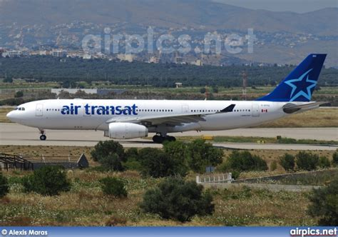 airpics net c gtsz airbus a330 200 air transat medium size