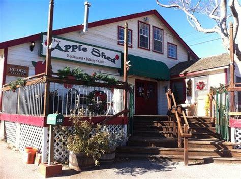 apple shed inc restaurant reviews tehachapi california