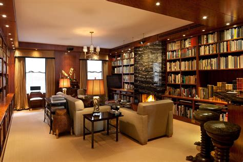 Home Library : Home Library Designs To Draw Inspiration From