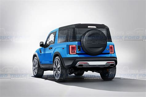 2020 Ford Bronco What's Under That Dirty Sheet? Ford