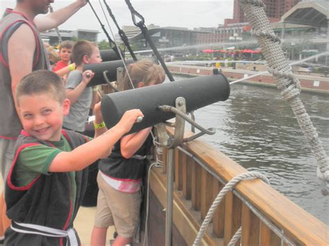 Little Pirate Adventure Cruise On Uncle Sam Boat Tours by Mommy Meltdowns July 2011