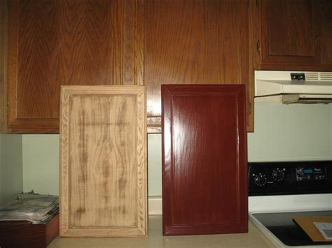the 25 best ideas about restaining kitchen cabinets on