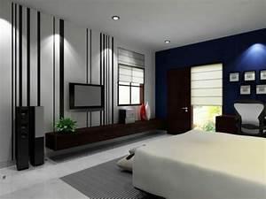 Indirekte Beleuchtung Fernseher : 1001 ideen f r schlafzimmer grau gestalten zum entlehnen ~ Markanthonyermac.com Haus und Dekorationen