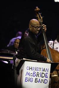 For the man who plays everything: Christian McBride Big ...