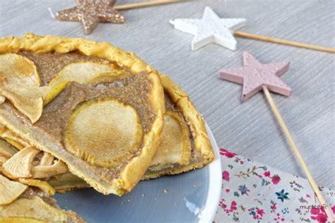 une tarte aux pommes aux graines de sarrasin vegan myrtee fr