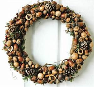 Weihnachtskranz Für Tür : weihnachtskranz basteln 65 inspirierende ideen ~ Markanthonyermac.com Haus und Dekorationen