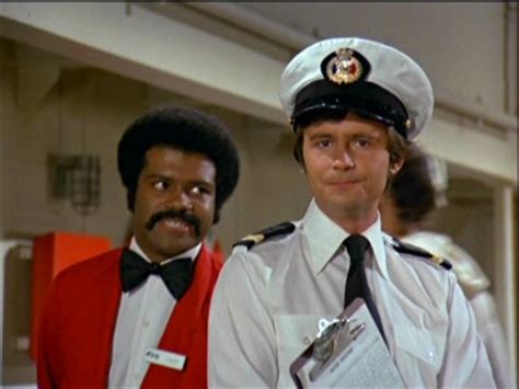 Gopher S Job On Love Boat by The Love Boat Season One Volume Two Dvd Talk Review Of