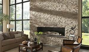 Steine Für Die Wand : dekosteine f r wand verkleiden sie die w nde ihrer wohnung ~ Markanthonyermac.com Haus und Dekorationen