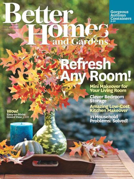 Better Homes And Gardens Magazine Subscription better homes and gardens magazine digital subscription