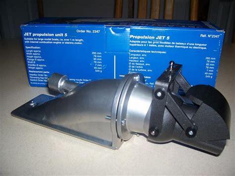 Model Boat Water Pump by R C Zenoah G260pum And Hamilton Style Jet Unit R C Tech