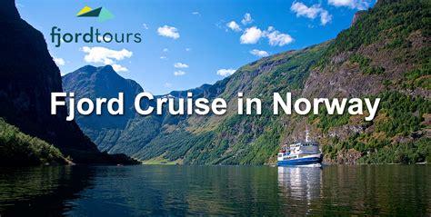 Fjord Cruise Norway norwegian fjords western norway