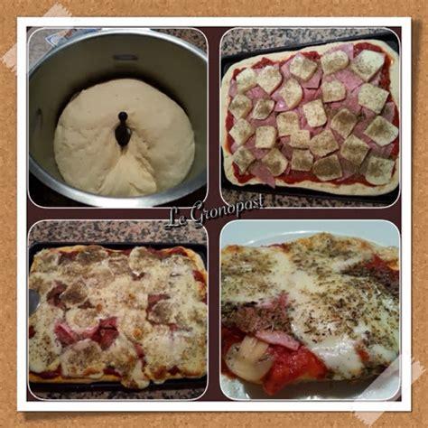 le gronopost p 226 te 224 pizza avec companion moulinex