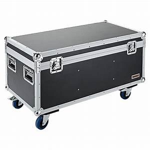 Box Mit Rollen : wisent musik und transportbox musik case xxl x 520 x 430 mm 210 l 1918 alu koffer ~ Markanthonyermac.com Haus und Dekorationen