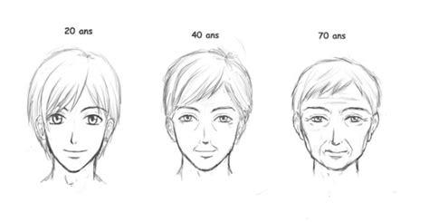 comment dessiner des cheveux d homme