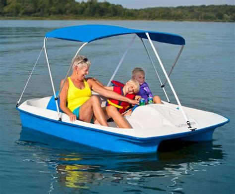 Paddle Boats Long Island by Island Lounger Pedal Boat