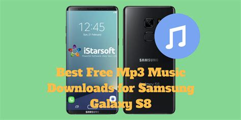 The Best Free Mp3 Music Downloads For Samsung Galaxy S8