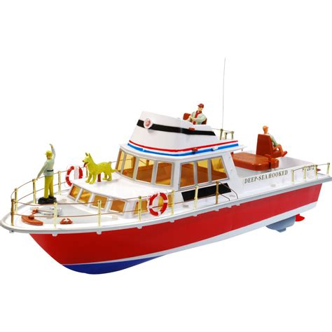 Rc Control Fishing Boat by 2872 1 20 Scale Deep Sea Fishing Boat Rc Remote Control Boat