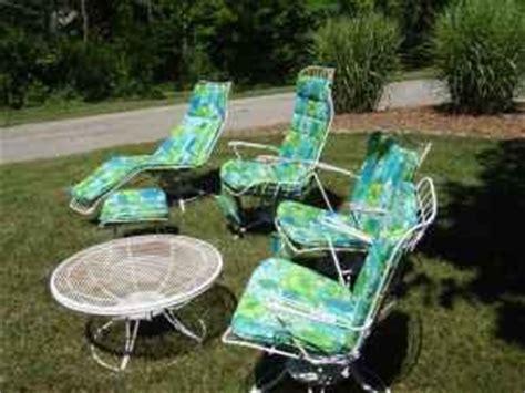 homecrest vintage outdoor furniture vintage homecrest
